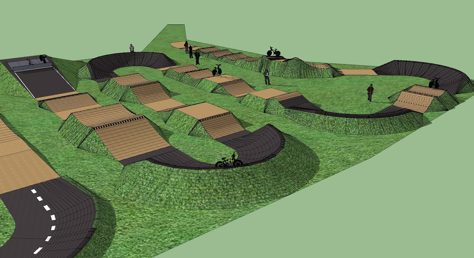 Dirt Track Design Software